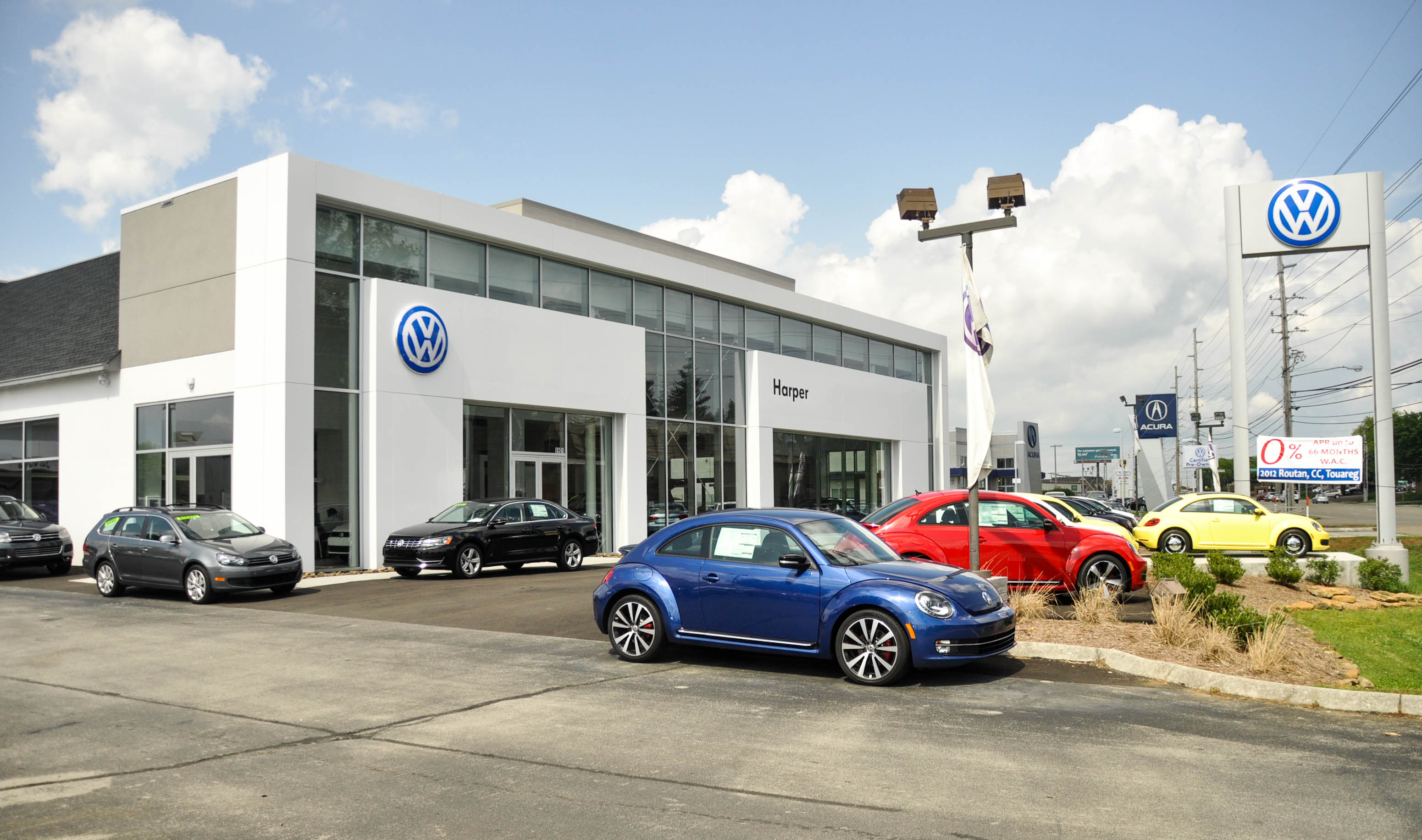 volkswagen banner demo vancouver used welcome dealership to in cars sale bc clarkdale